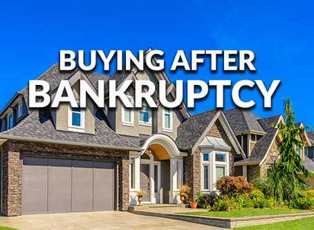 Mortgage After Bankruptcy: How Soon Can You Buy a Home?