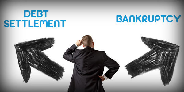 Debt Settlement Vs. Bankruptcy