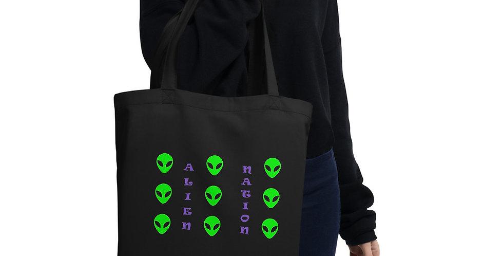 Eco Alien Nation Tote