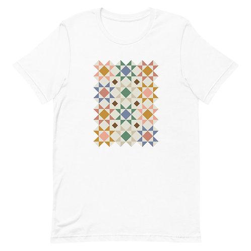Ohio Star Quilt Shirt