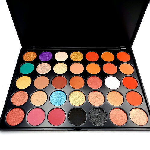 BAD & BOUJ (35 EYESHADOW PALETTE)