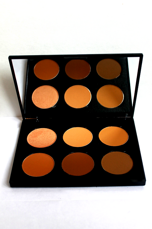 PERFECT SCULPT CONTOUR CREAM KIT (DARK-TAN)