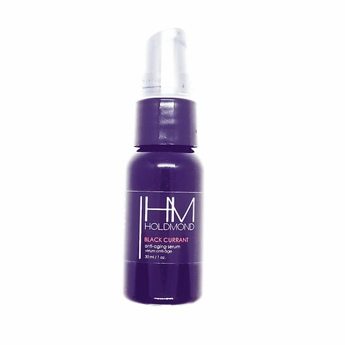 BLACK CURRANT ANTI-AGING SERUM (DRY-MATURE SKIN)