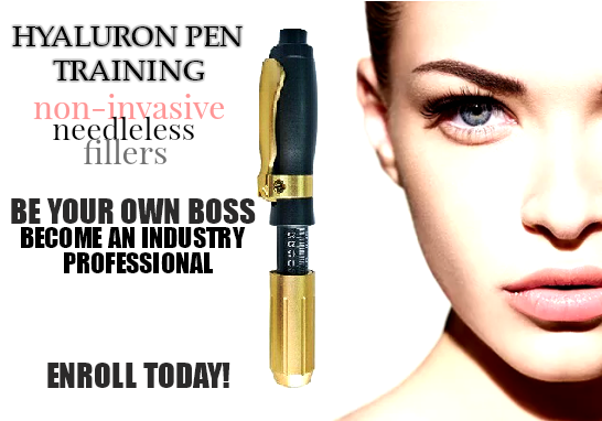 HYALURON PEN TRAINING (Deposit)