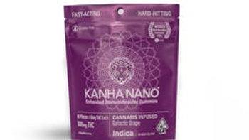 Kanha - Nano Galactic Grape Gummies