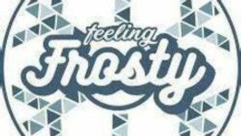Feeling Frosty - Melon Melange Headstash