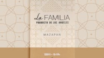 Product of Los Angeles - White Chocolate Mazapan Bar 100mg