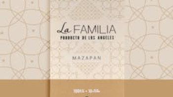 La Familia  - White Chocolate Mazapan Bar 100mg