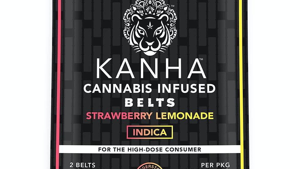 Kanha - Indica Strawberry Lemonade Belts