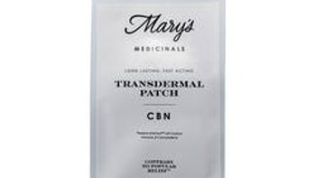 Mary's Medicinals - CBN Transdermal Patch