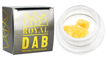 Royal Dab - Birthday Cake Caviar Crumble