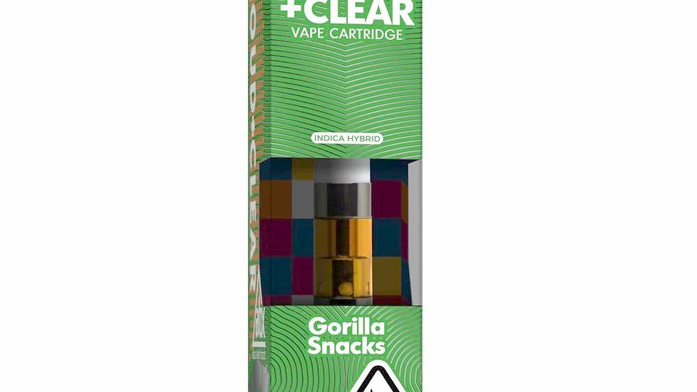 Loud + Clear - Gorilla Snacks 0.5g