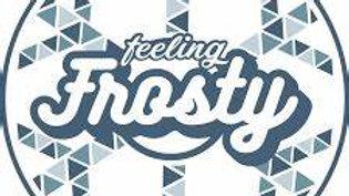 Feeling Frosty - Zookies & Cream Headstash