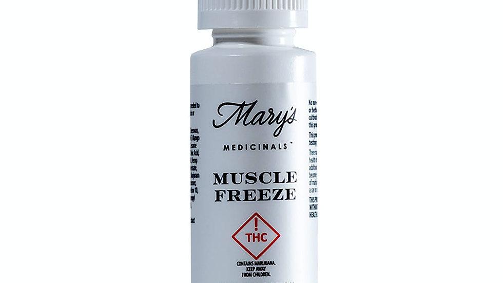 Marys Medicinals - Muscle Freeze 1.5oz 150mg CBD