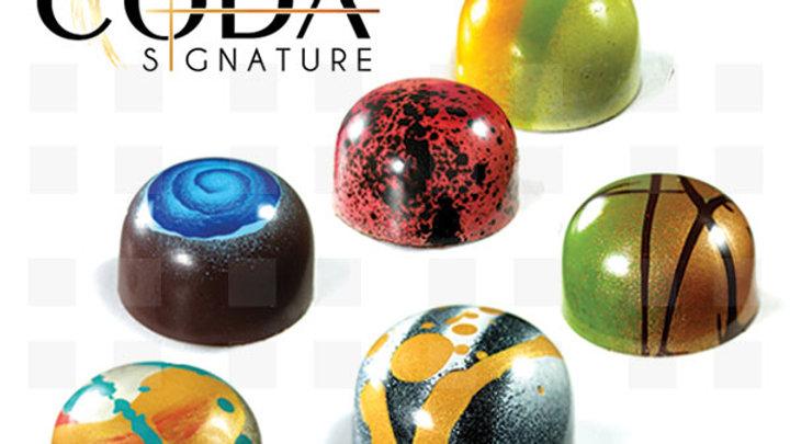 Coda Signature - Burnt Caramel Chocolate Truffle 60mg THC