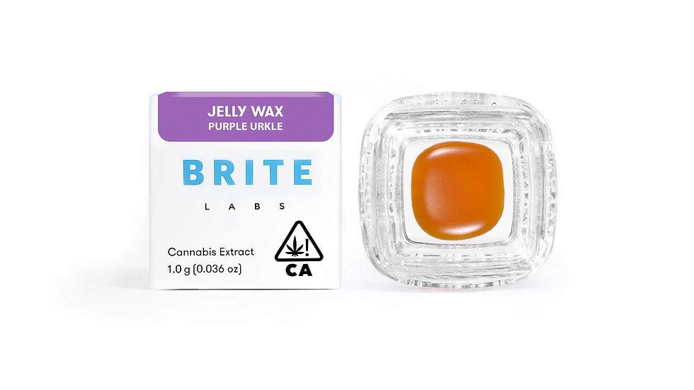 Brite Labs - Purple Urkle Jelly Wax (Indica)