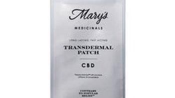 Mary's Medicinals - CBD Transdermal Patch