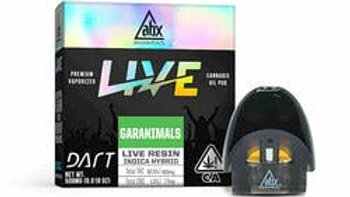 ABX - Dart Live Garanimals