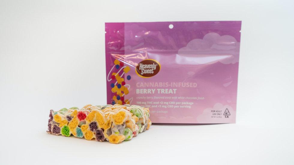 Heavenly Sweet - Berry Crunch Treat 100mg