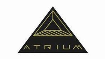 Atrium -Space Age Cake #A7 1/8th