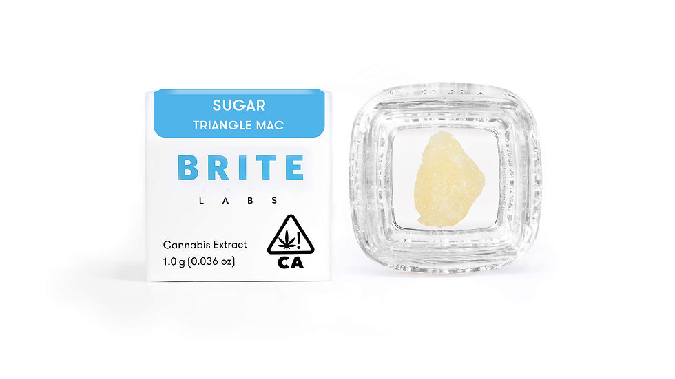 Brite Labs - Triangle Mac Sugar (Hybrid)