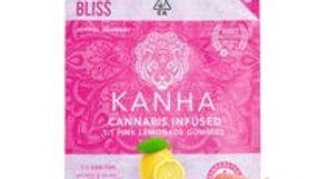 Kanha - Pink Lemonade CBD 1:1 Gummies