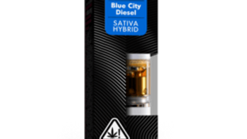 Loud +Clear - Blue City Diesel .5g