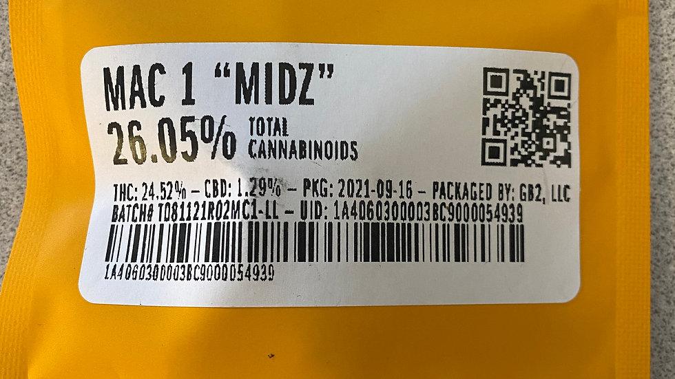 "Panacea - Mac 1 ""Midz"" 1/8th"