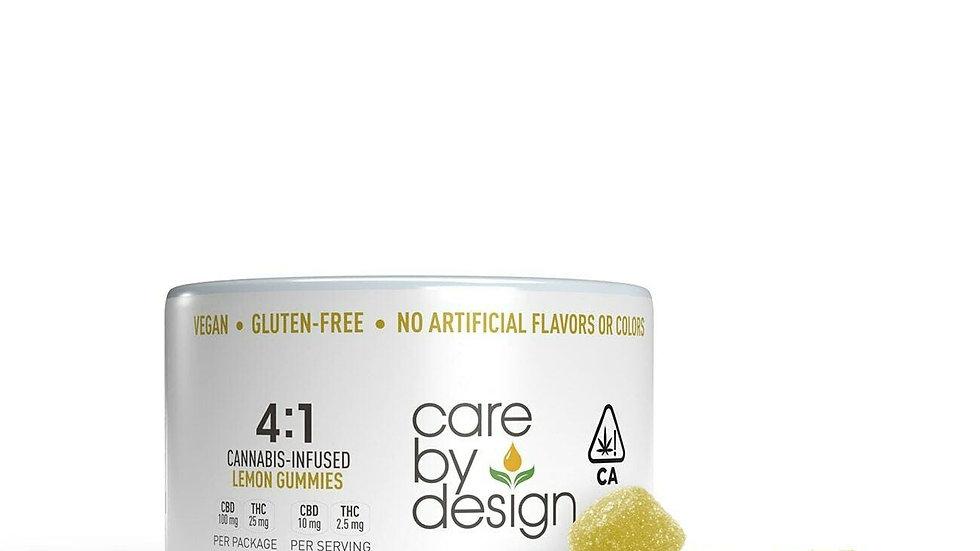 Care By Design - 4:1 Lemon Gummies