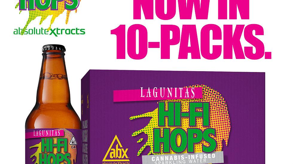 Lagunitas - Hifi Hops 10mg 10 Pack