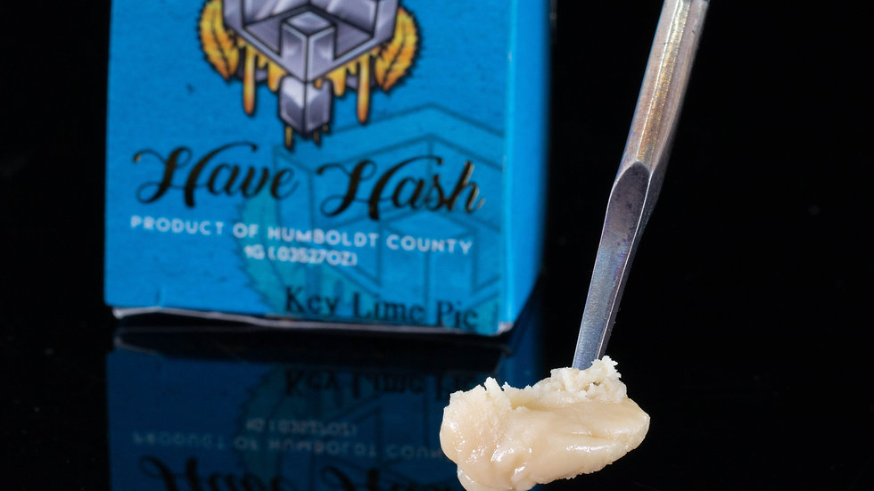 Have Hash - Key Lime Pie Cold Cure Live Rosin