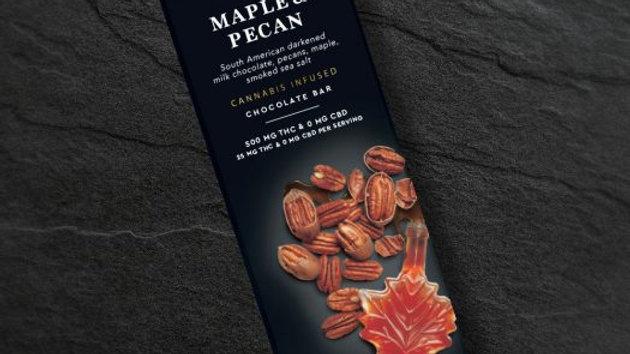 Coda - Maple Pecan Chocolate Bar 100mg