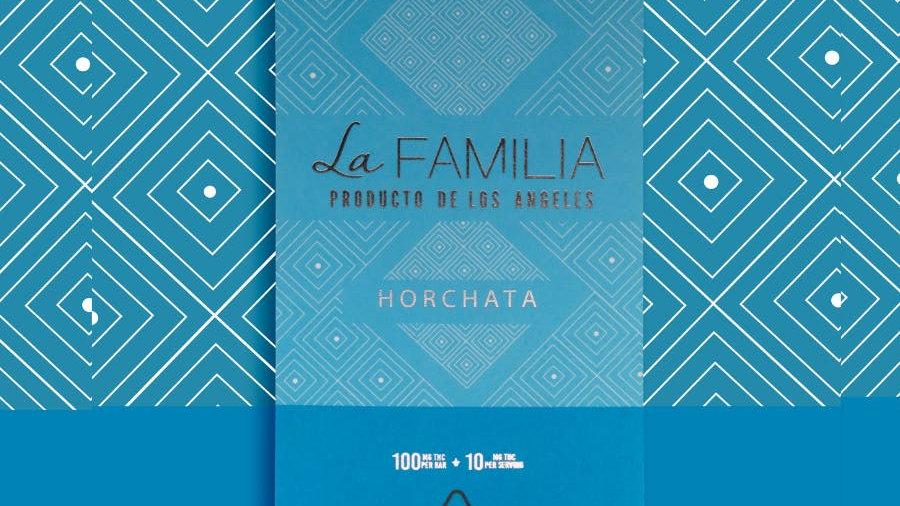 La Familia - White Chocolate Horchata Bar 100mg