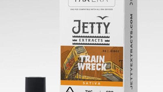 Jetty - Train Wreck Pax Pod