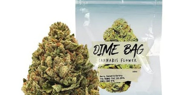 Dime Bag - Biscotti 1/8th (Hybrid)