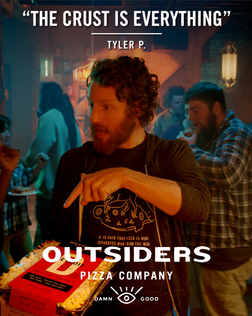 Outsiders Pizza