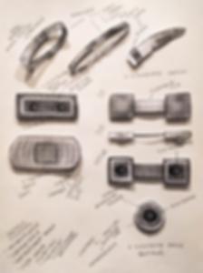 Pulse sketches