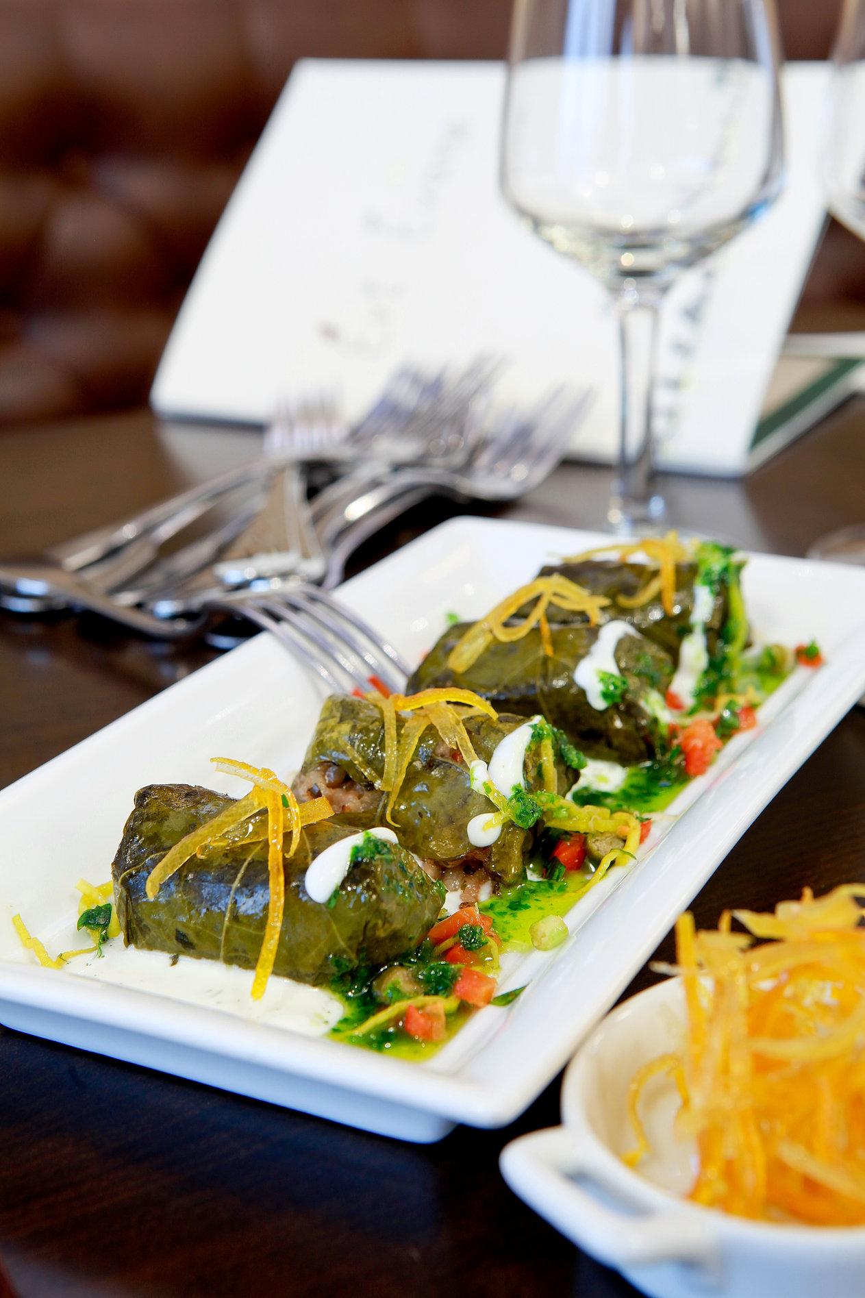 Evi evane restaurant traiteur grec restaurant - Restaurant la table du grec ...
