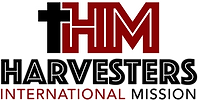 Logo for Harvesters International Missions