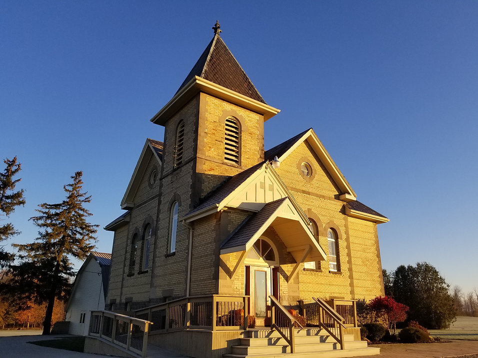 Our century old church building