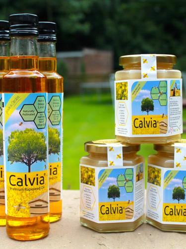 Calvia Oil & Honey