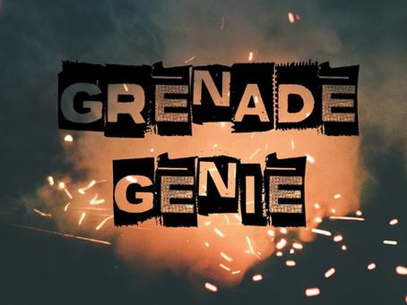 Critical Reviews: Grenade Genie by Thomas McColl