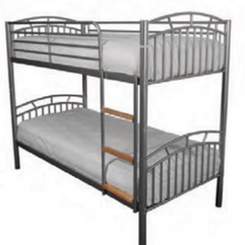 Vernon Metal Bunk Bed