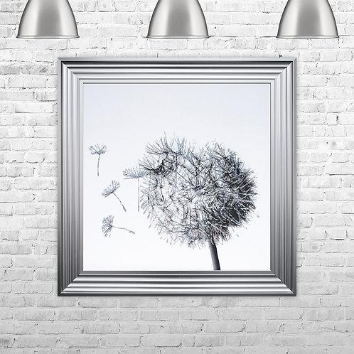 Dandelion Left - 75 x 75 cm