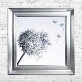 Dandelion Right - 55 x 55 cm