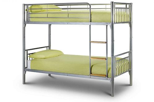 Atlas Bunk Bed - Aluminium Finish