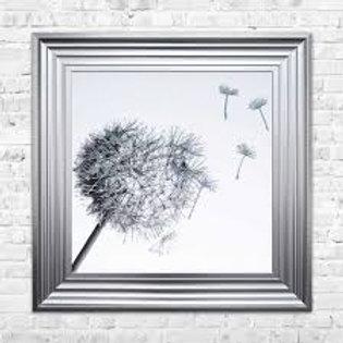 Dandelion Right - 75 x 75 cm