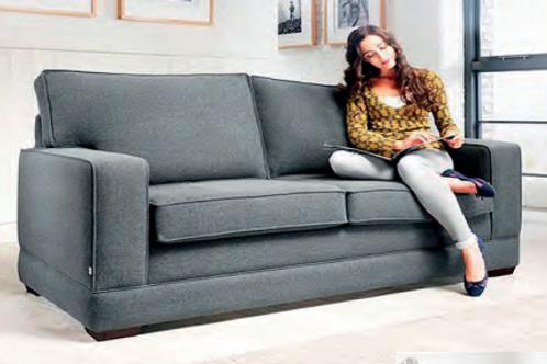Modern 2 Seater Pocket Sprung Sofa Bed