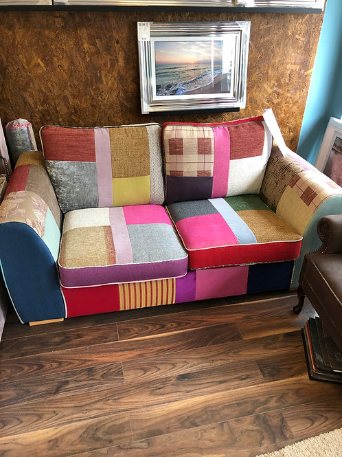 Patchwork Sofa Bed