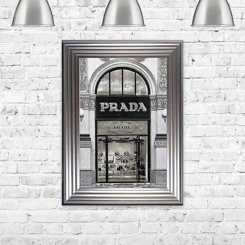 Prada Picture - 55 x 75 cm
